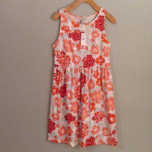 LOFT Floral Dress Sz XSP NWT